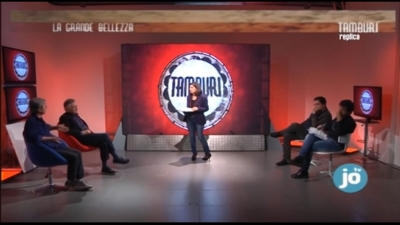 "Tamburi-Jo TV ""La grande bellezza"" - 14.11.2014"